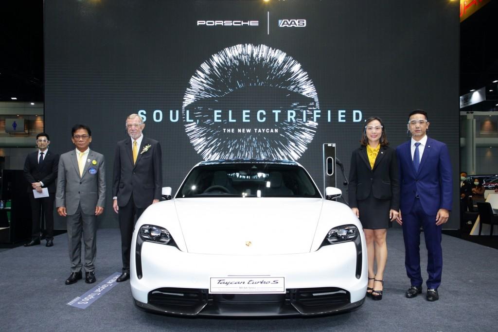 1.Porsche Thailand BIMS 2020