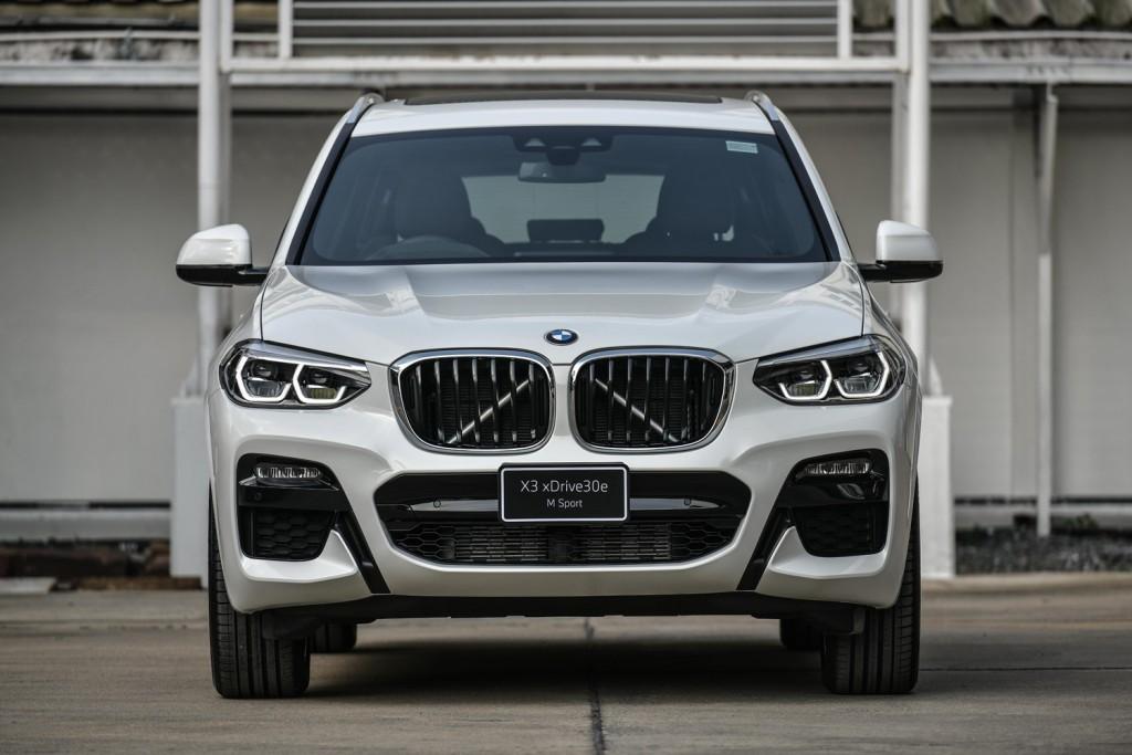 BMW X3 xDrive 30e M Sport AutoinfoOnline (8)