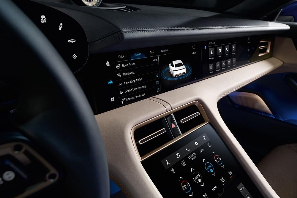 Porsche Taycan AutoinfoOnline AAS Auto Service (2)