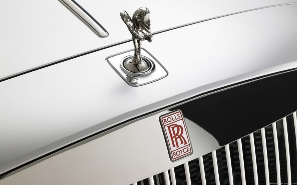 Rolls-Royce Logo 3