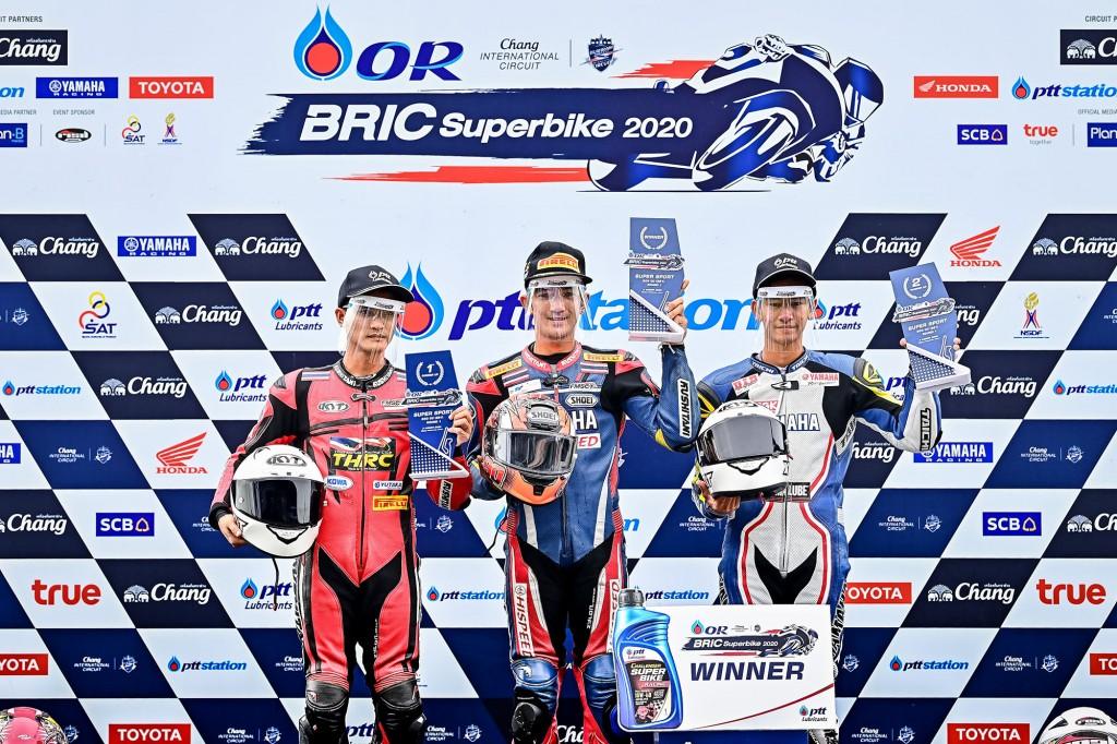 12-1.Super Sport 600  -Kanatat Jaiman