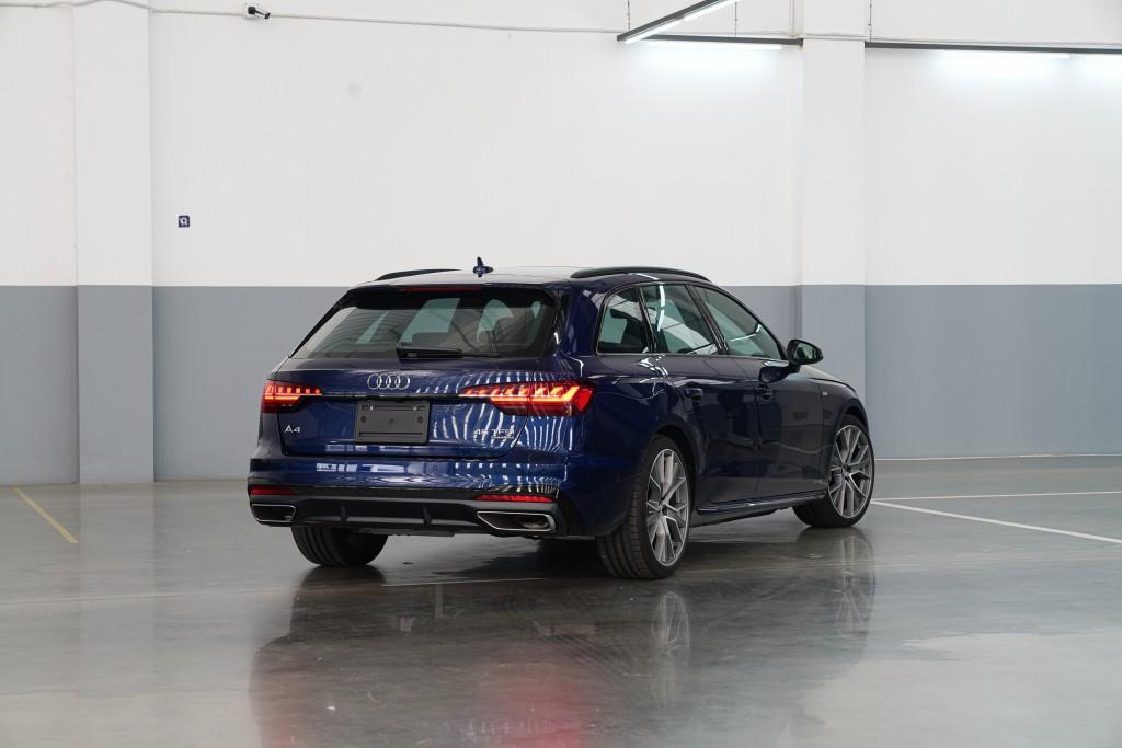 Audi A4 Avant_ภายนอก_03