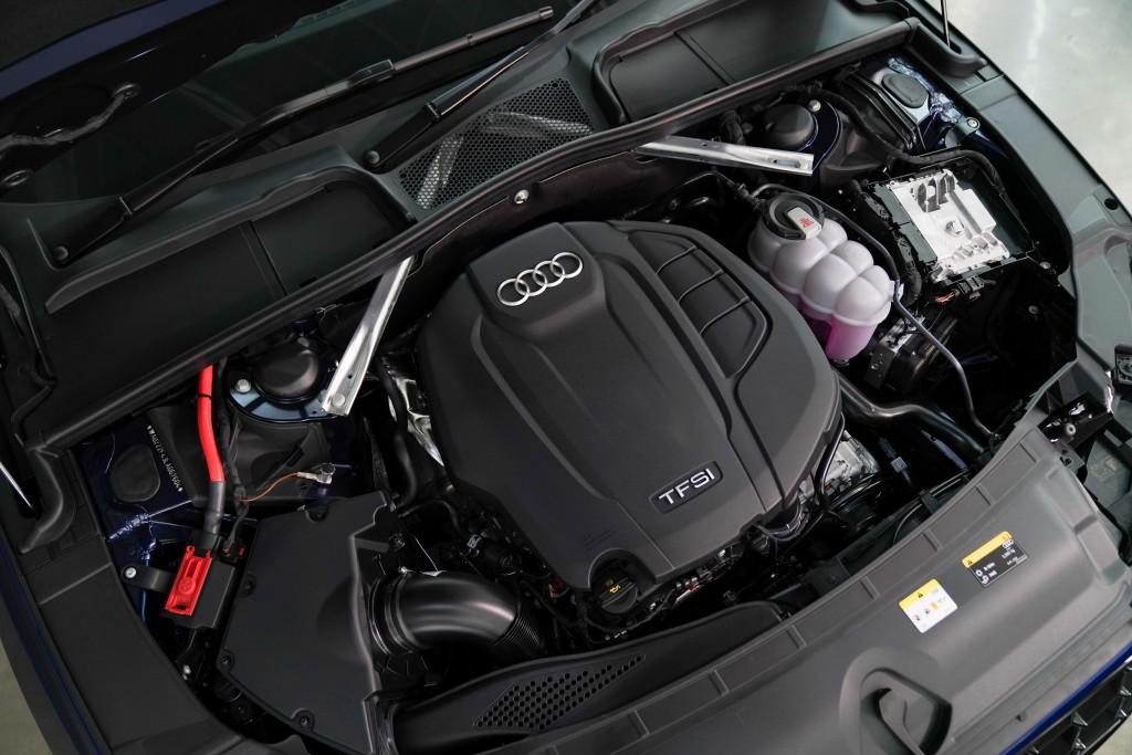 Audi A4 Avant_ภายใน_07