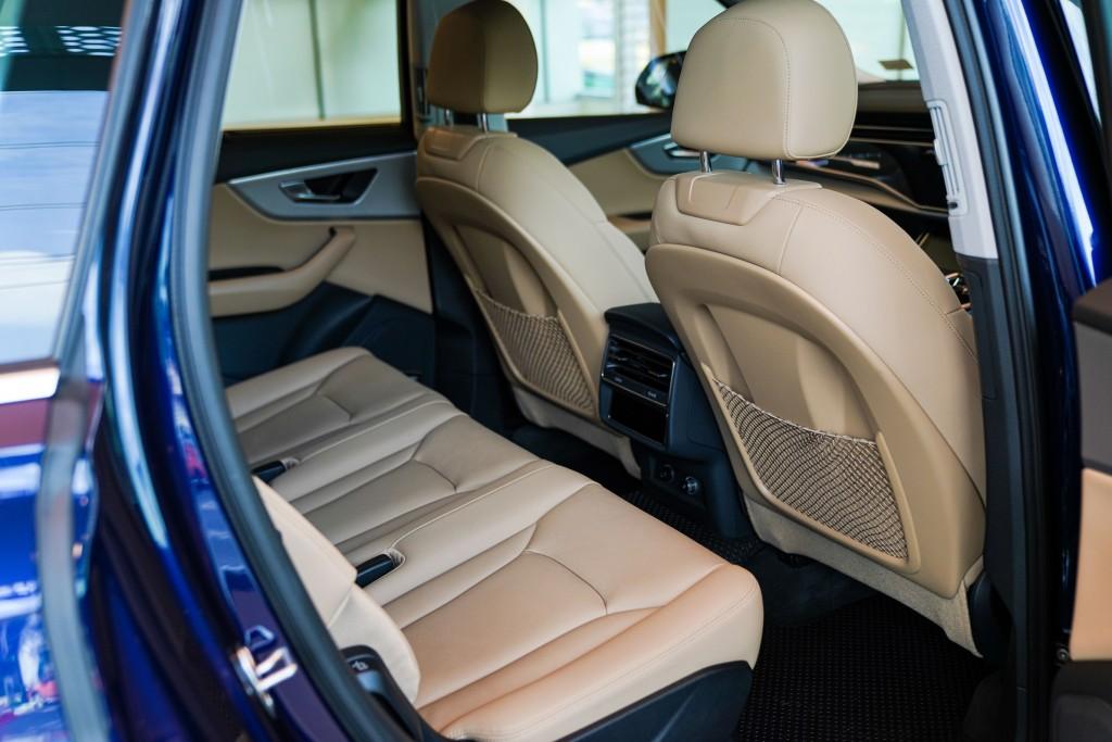 The New Audi Q7_ห้องโดยสารกว้างขวางสะดวกสบาย