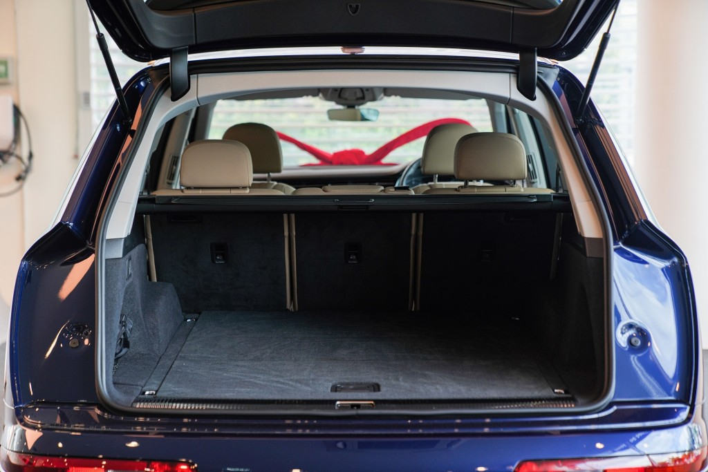 The New Audi Q7_พื้นที่เก็บสัมภาระกว้างขวาง