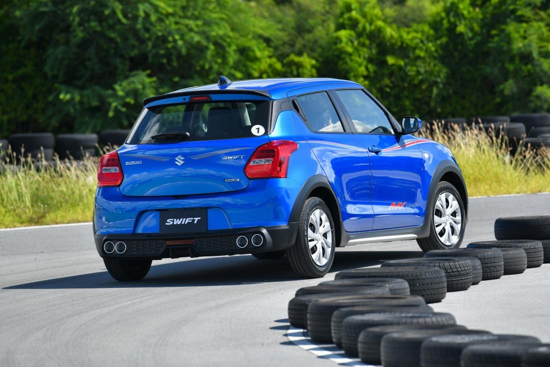 รีวิว Suzuki Swift GL Max Edition (11)