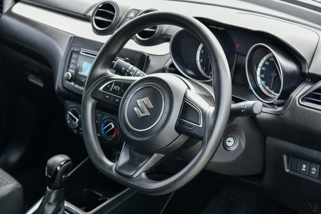 รีวิว Suzuki Swift GL Max Edition (9)