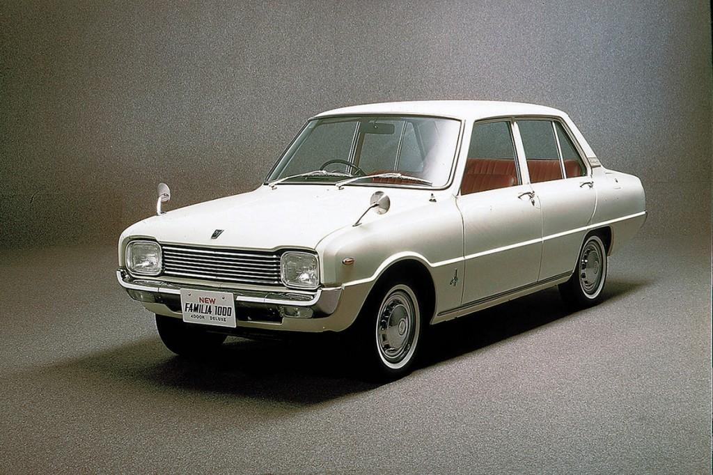 1967 Mazda Familia 4 Doors copy