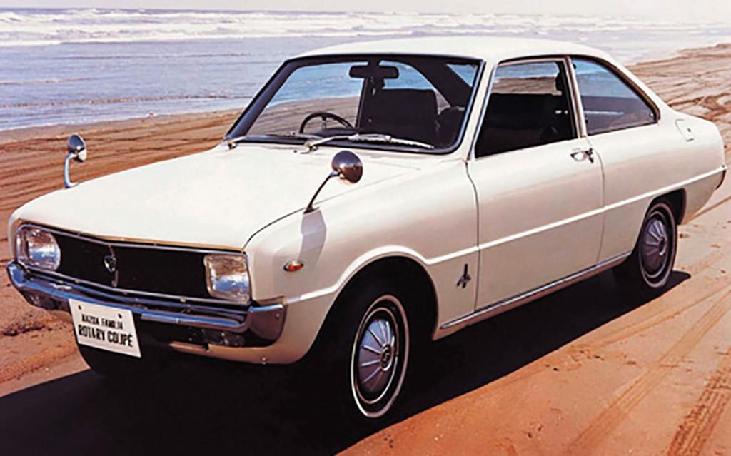 2511 Familia Rotary Coupe