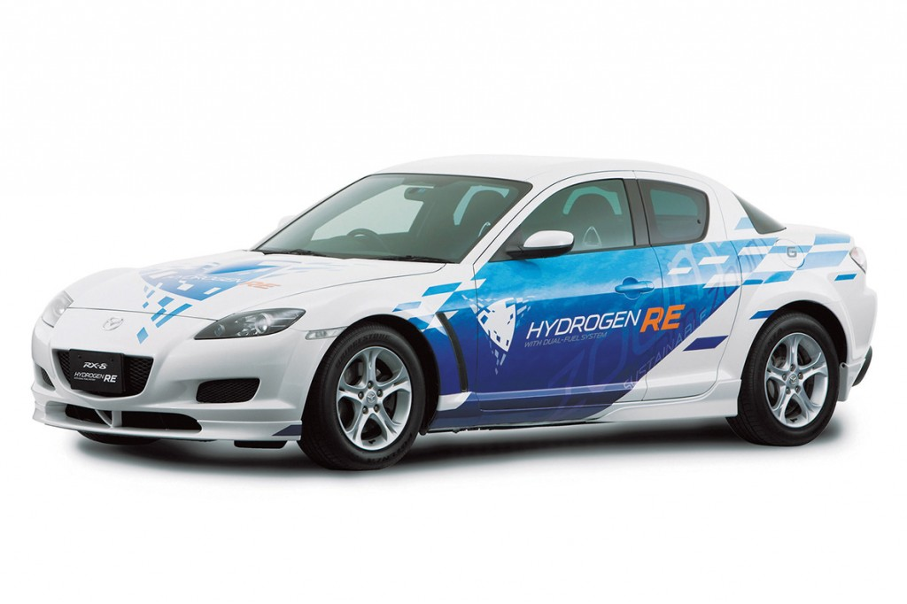 Mazda RX 8 Hydrogen RE