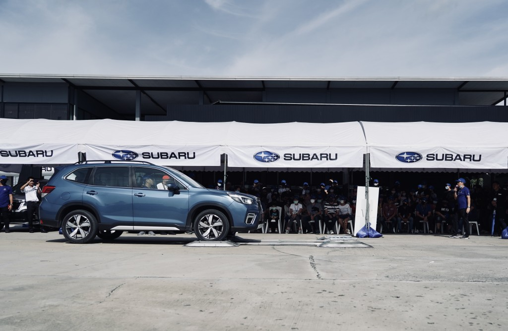 Subaru Ultimate Test Drive 2020