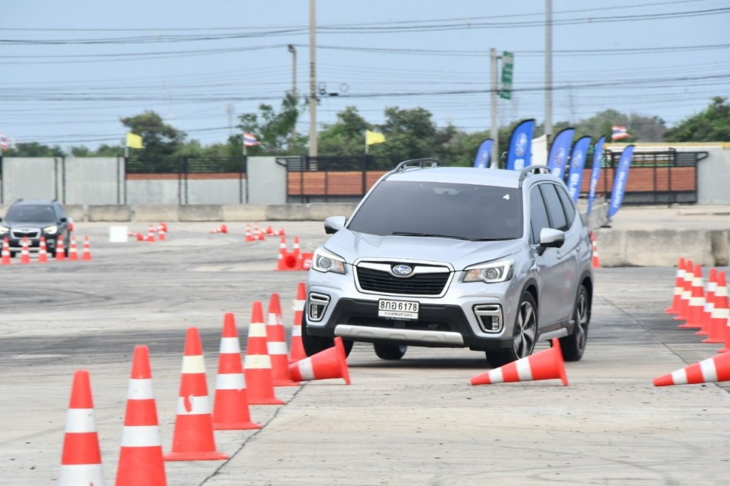 Subaru Ultimate Test Drive 2020 VDC 2