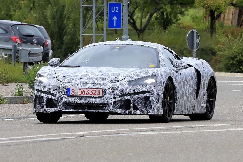 w McLaren Sports Series Hybrid 001