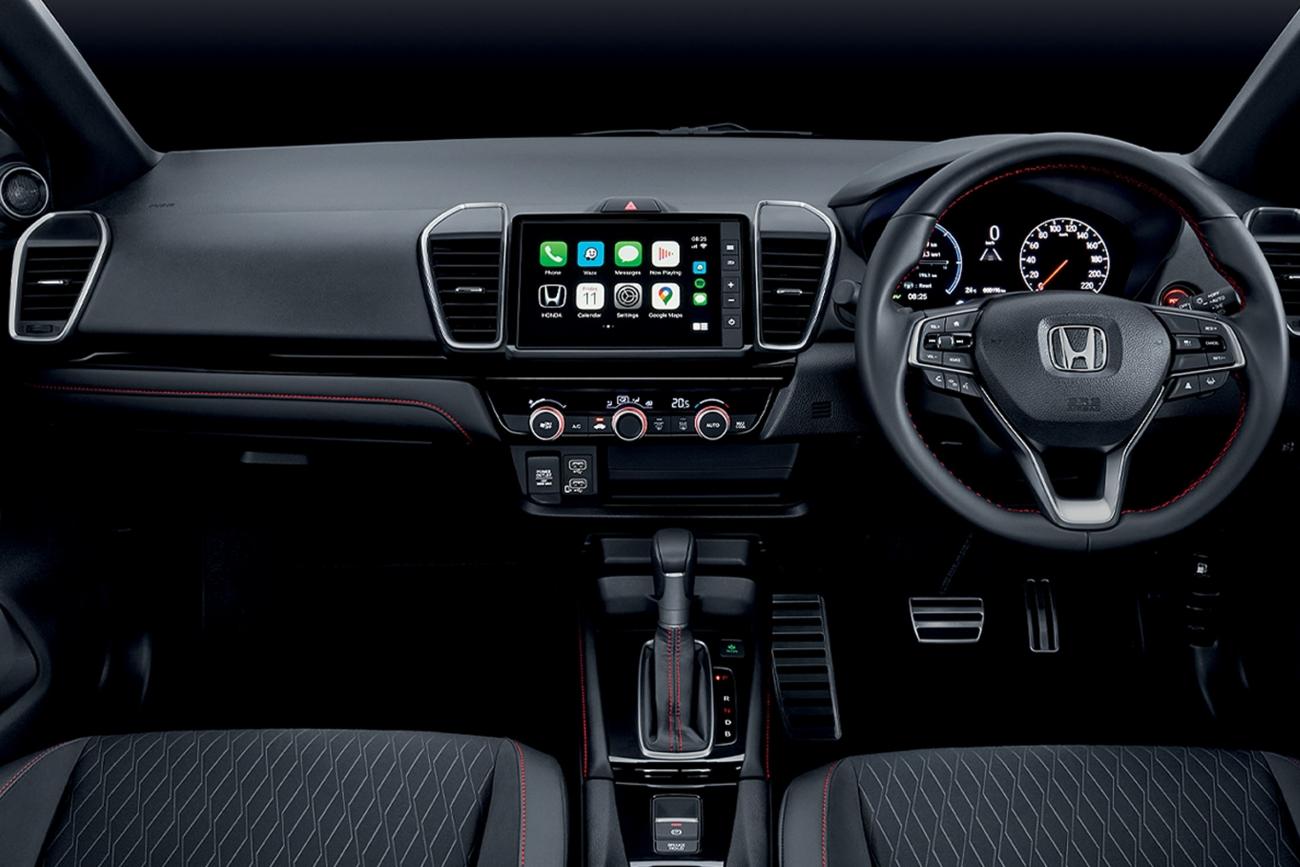 Honda City eHEV Hybrid (2)