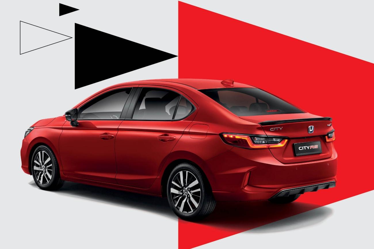 Honda City eHEV Hybrid (5)