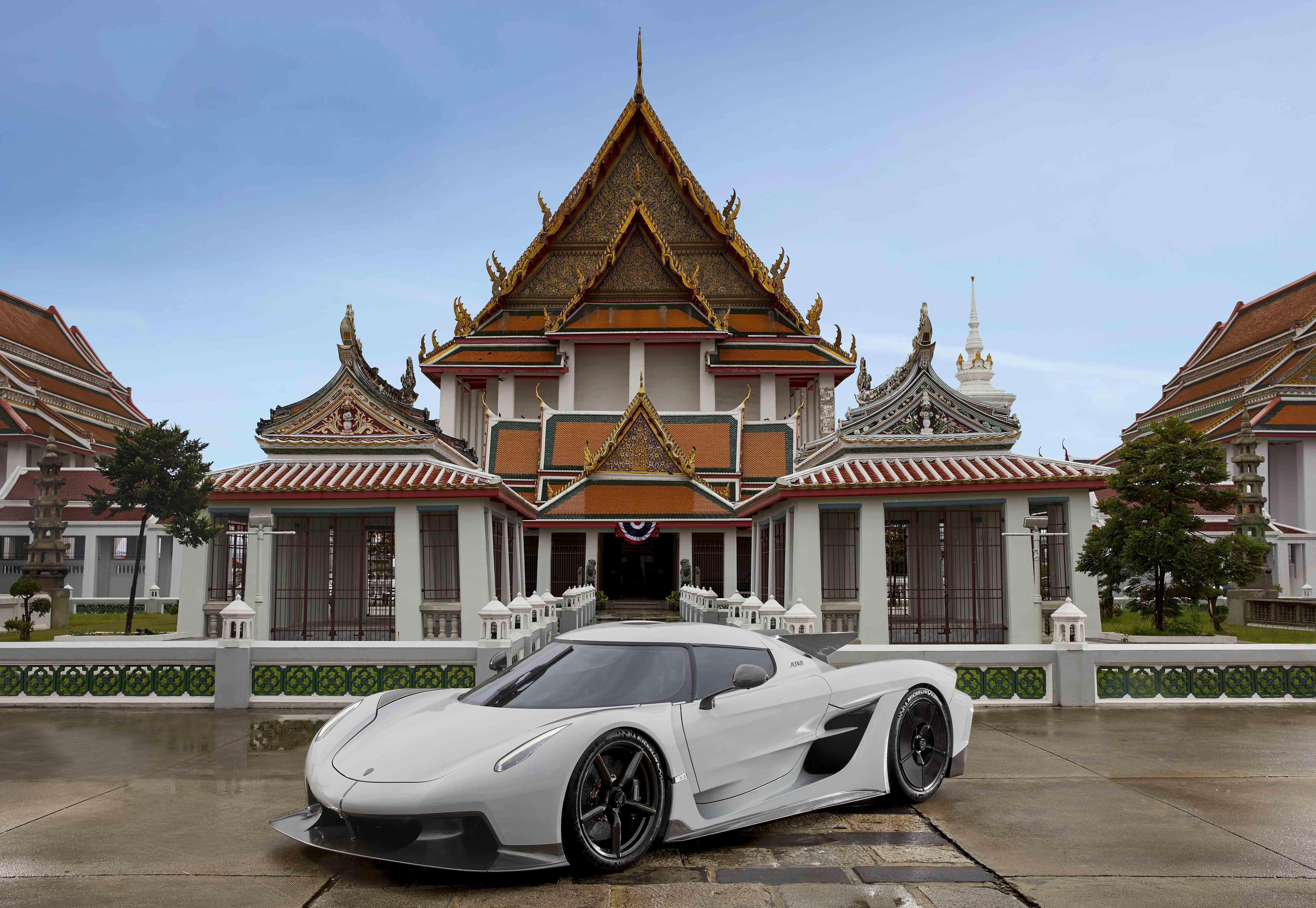 Jesko Absolut in Thailand_1