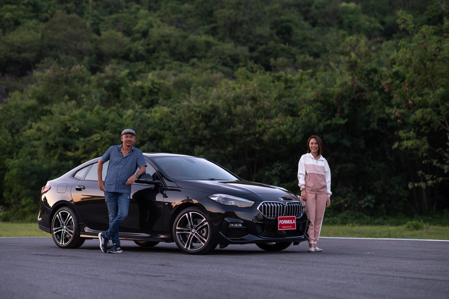 BMW 218i GranCoupe