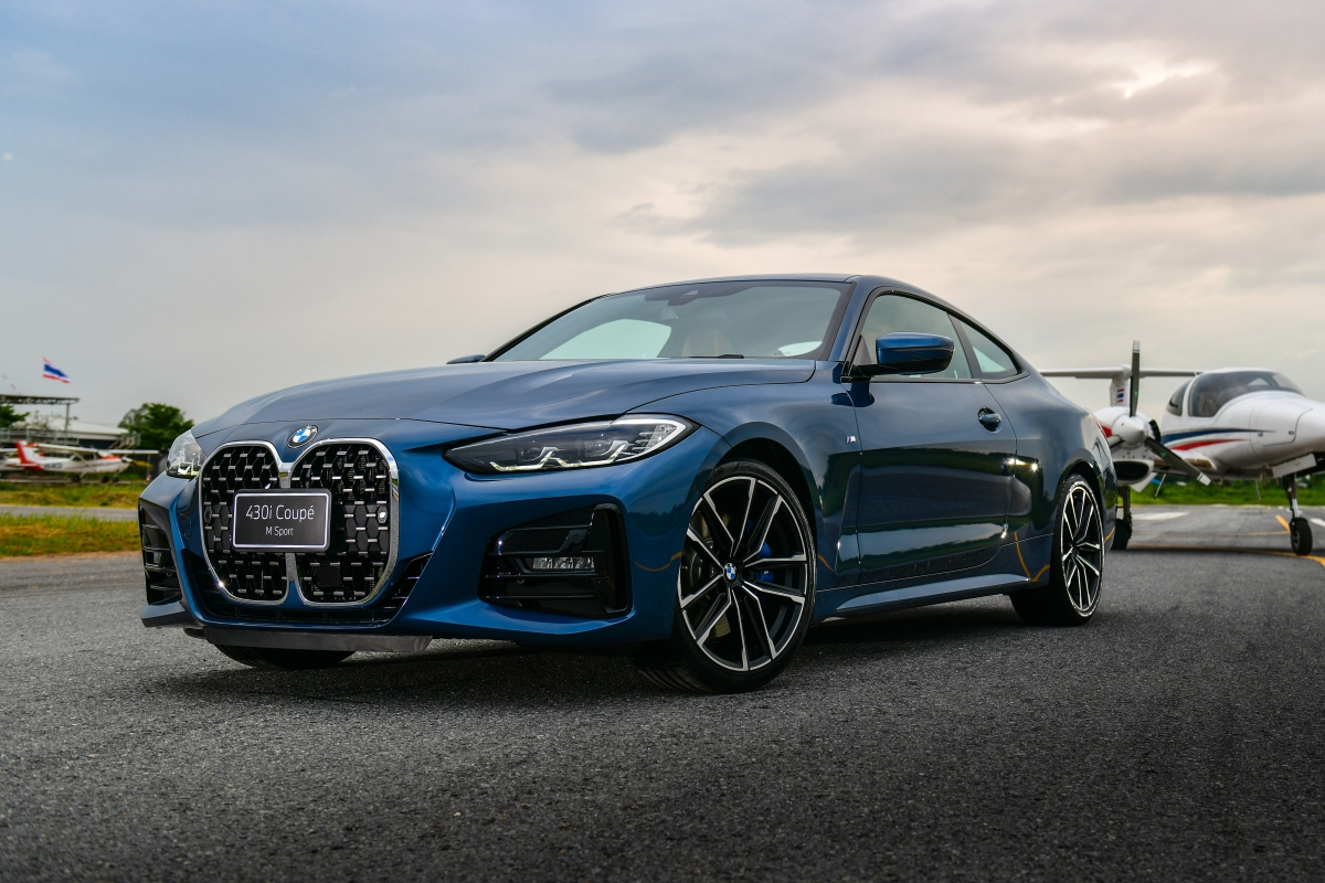 BMW 430i Coupe 220i Gran Coupe X1 M Sport Autoinfo (5)