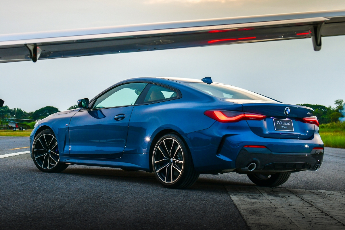 BMW 430i Coupe 220i Gran Coupe X1 M Sport Autoinfo (8)