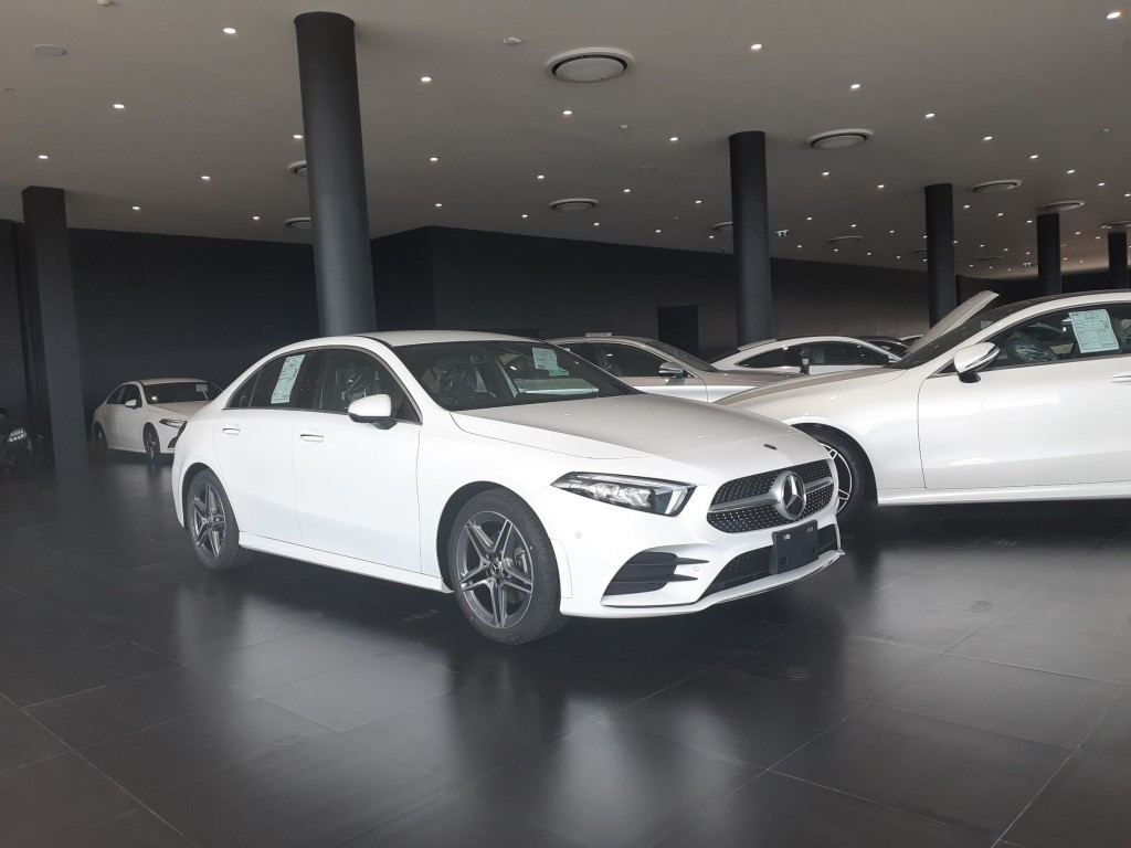 The new A-Class1