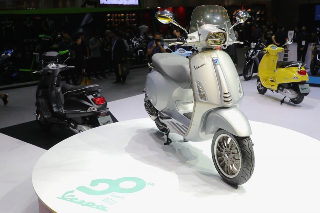 Vespiario at Motor Expo 2020 (3)