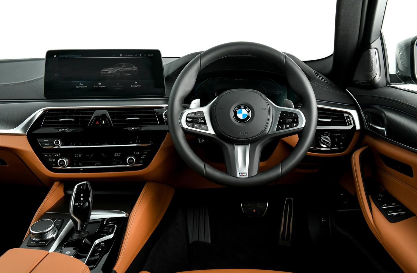 BMW 530e M Sport (37)