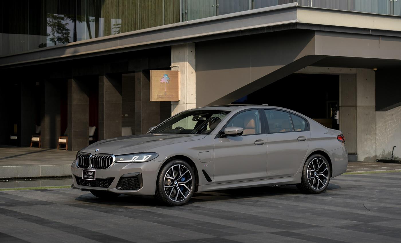 BMW 530e M Sport (8)