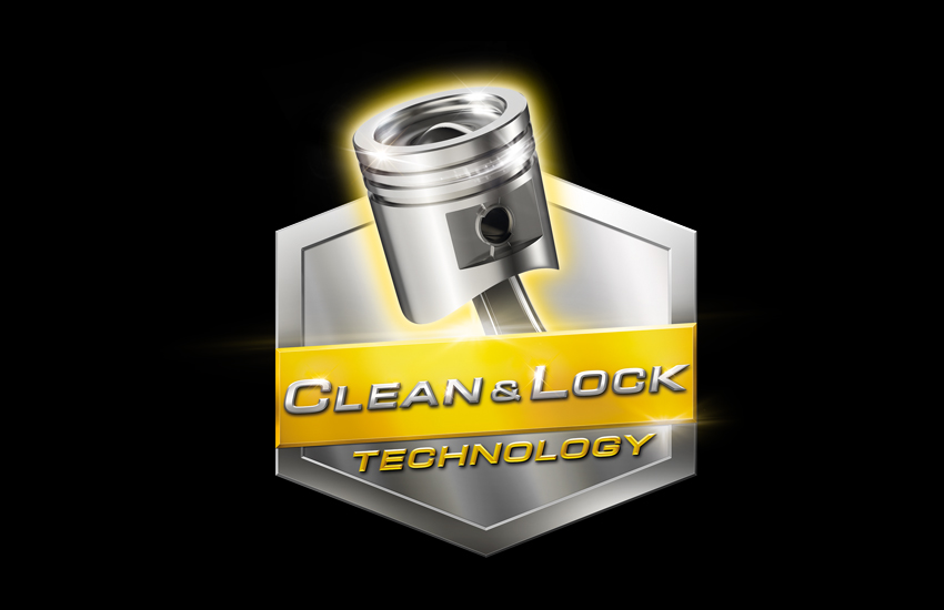 Clean and Lock 850  x550 px
