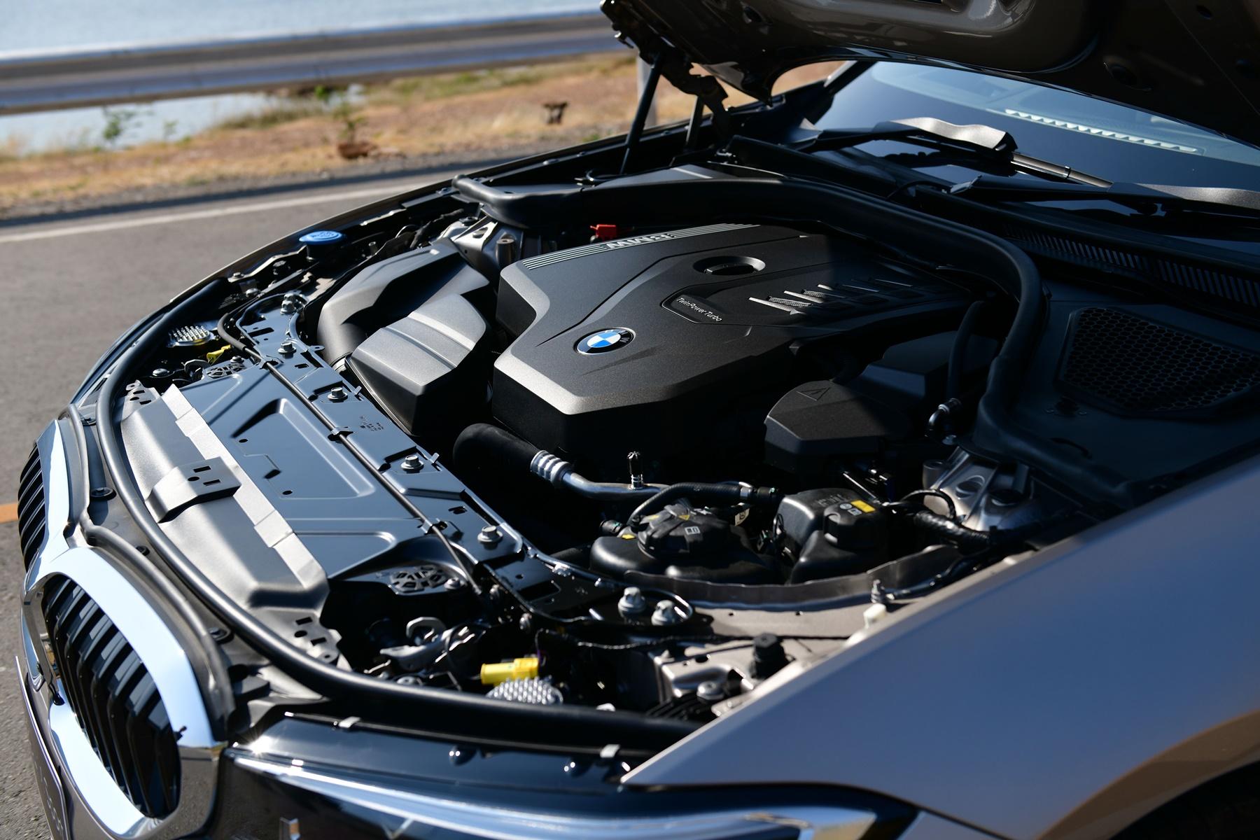 BMW 330Li M Sport (17)