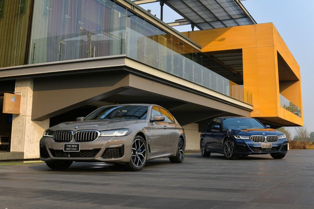BMW 530e M Sport (17)