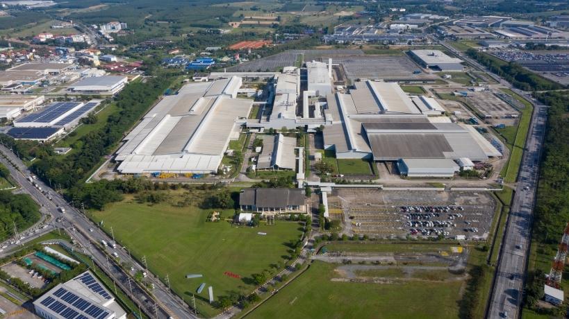GWM Rayong Plant