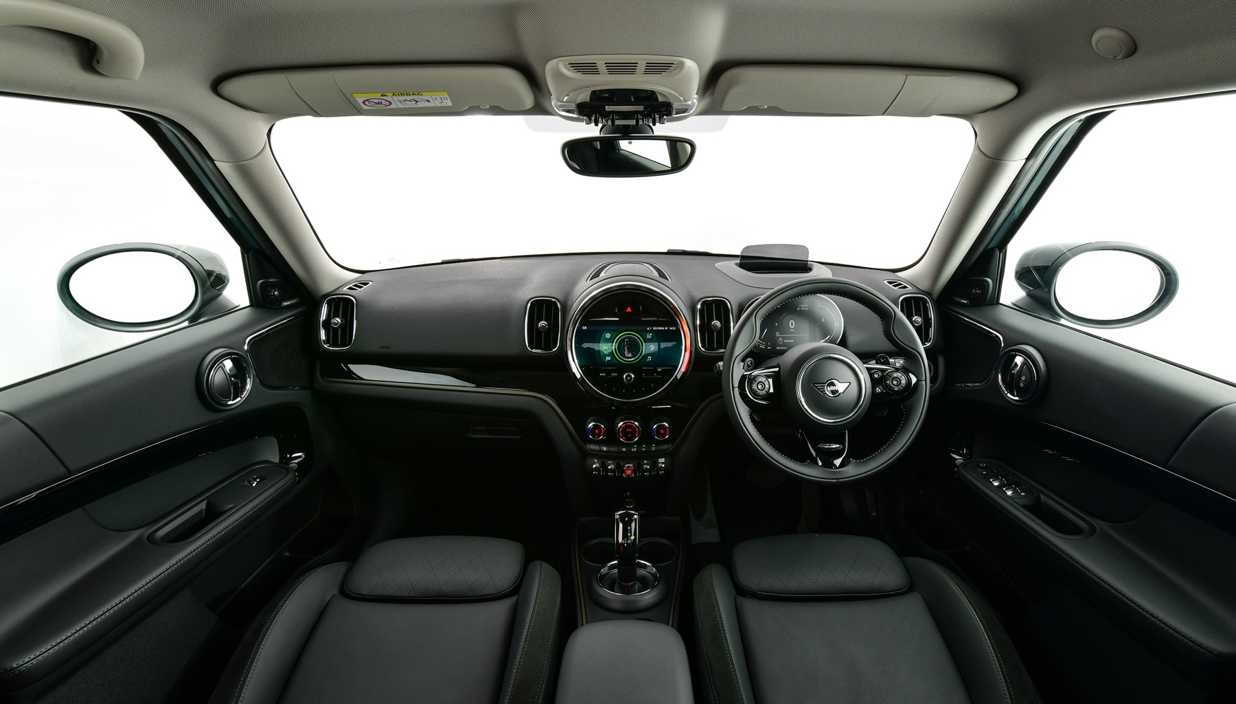 MINI Cooper S Countryman (12)
