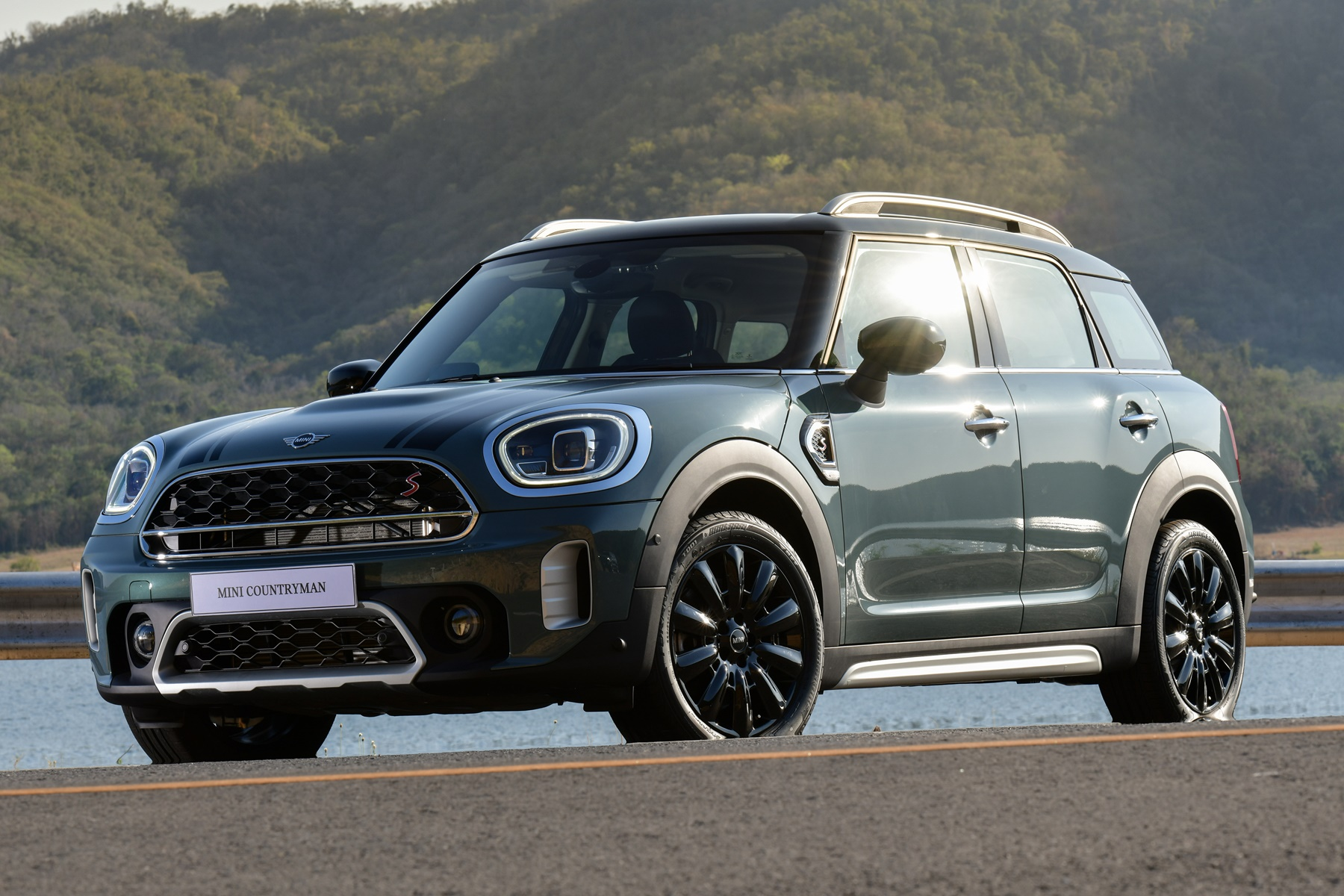 MINI Cooper S Countryman (34)