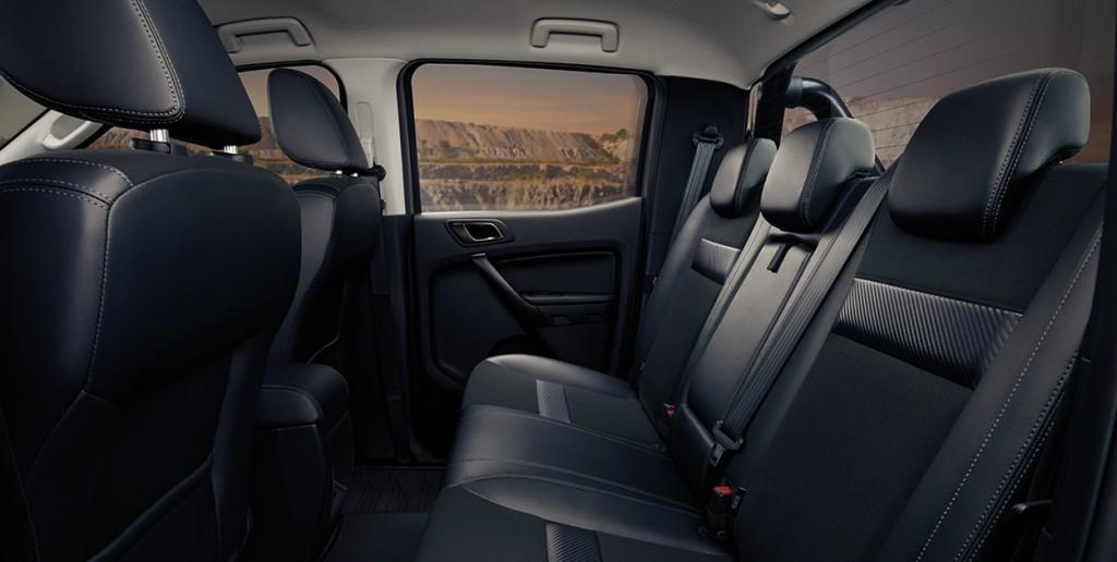 05_New Ford Ranger FX4 Max_Interiors