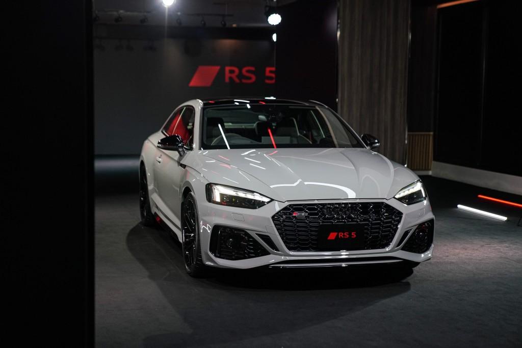 Audi RS 5 Coupé quattro_ภายนอก_01