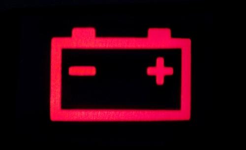 Lampki ostrzegawcze w samochodzie