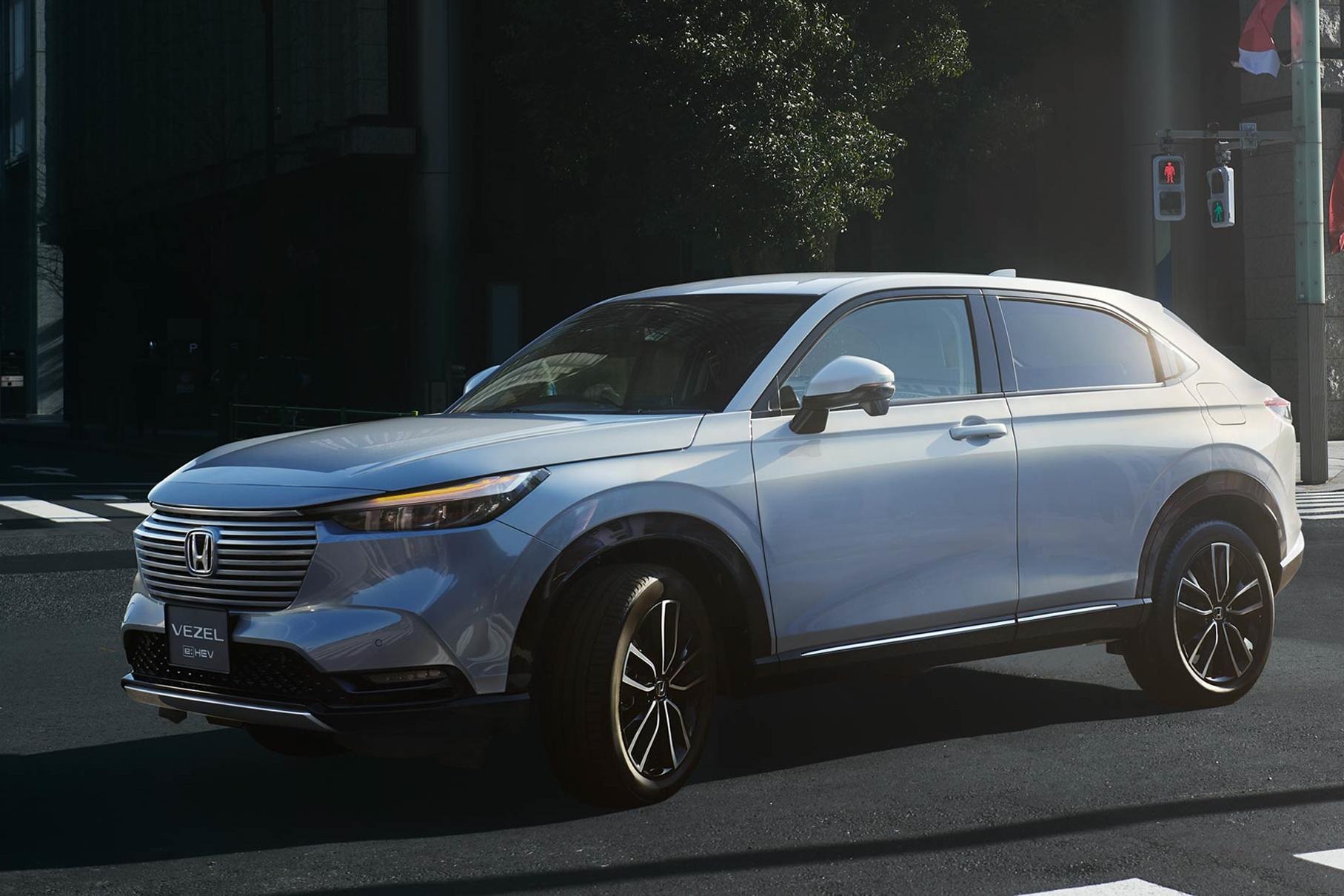 Honda HR-V Vezel New (12)