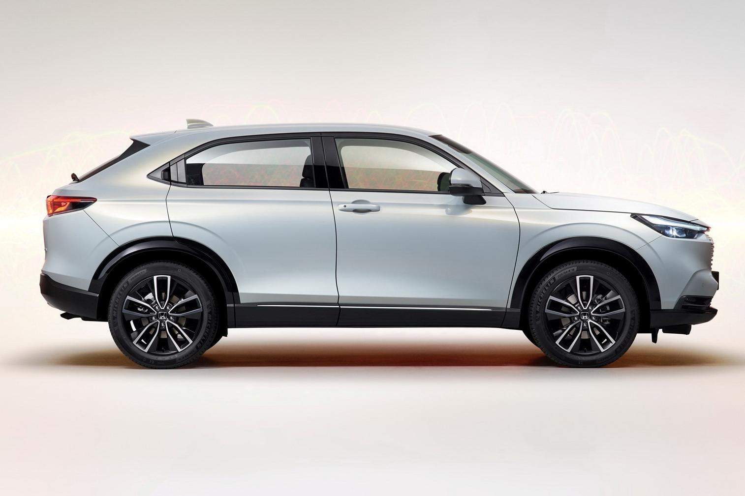 Honda HR-V Vezel New (2)