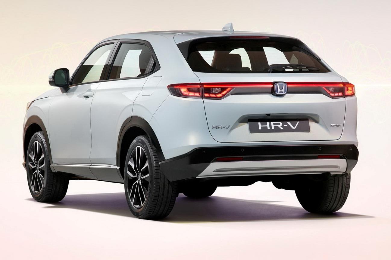 Honda HR-V Vezel New (4)