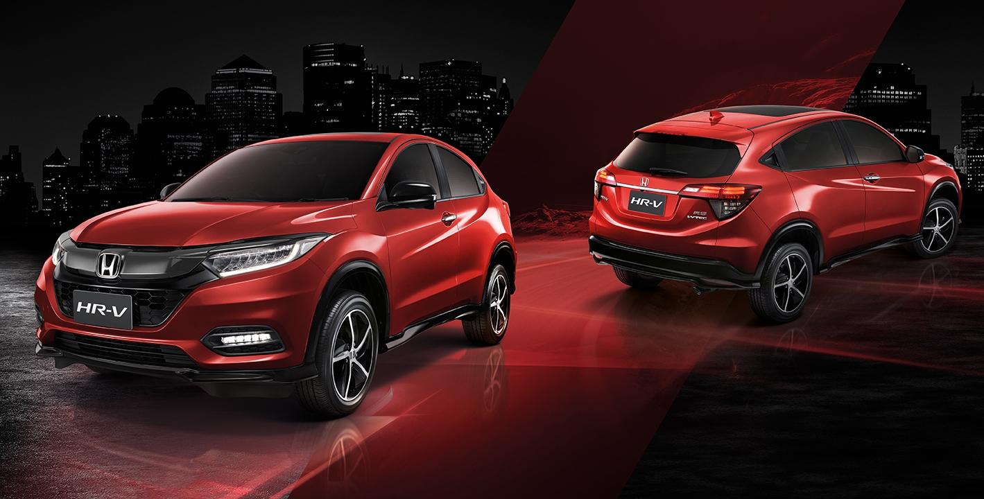 Honda HR-V Vezel New (5)
