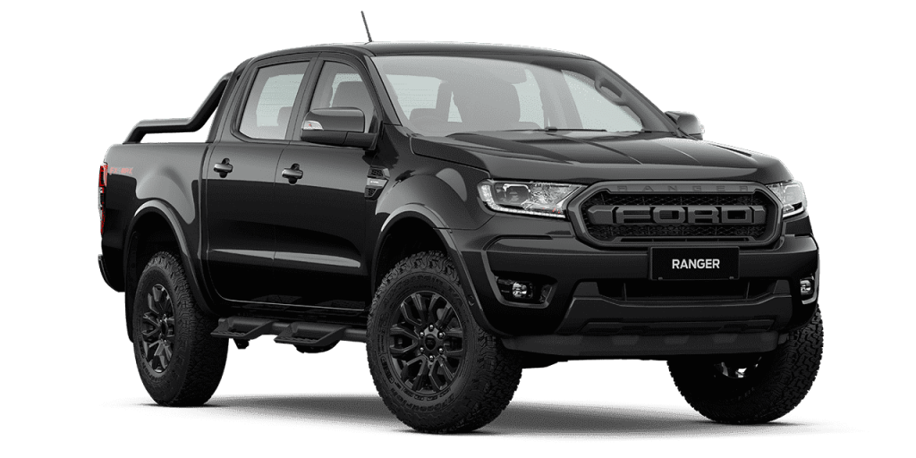 New Ford Ranger FX4 Max_Absolute Black