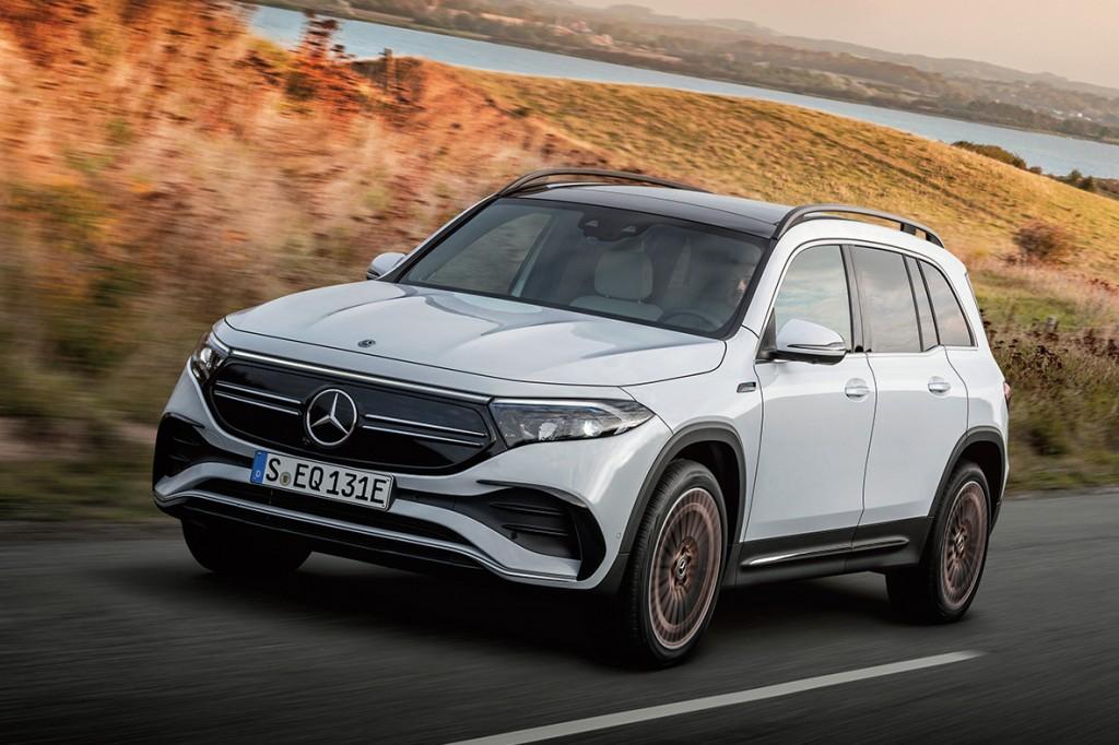 Mercedes-EQ, EQB