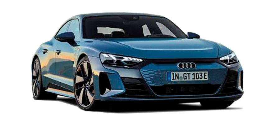Audi E-Tron GT Quattro copy
