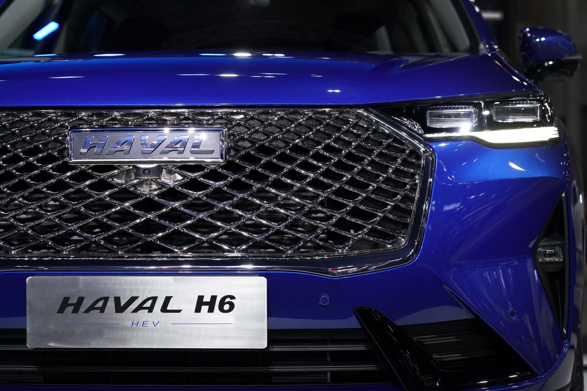 Haval H6 Hybrid Autoinfo (8)