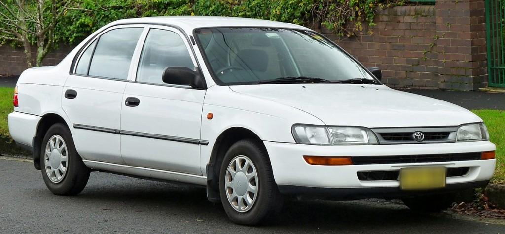 Toyota Corolla AE101
