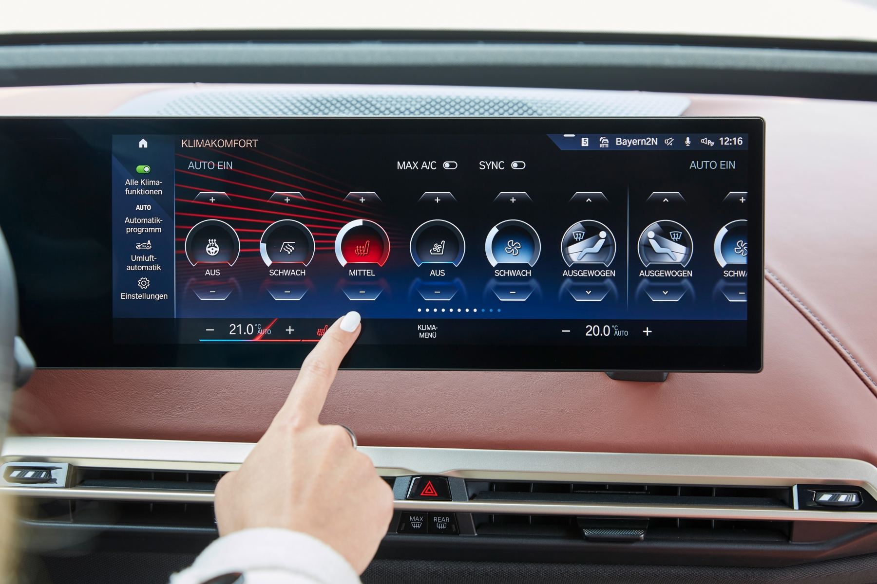 BMW iX xDrive50 Sport (17)