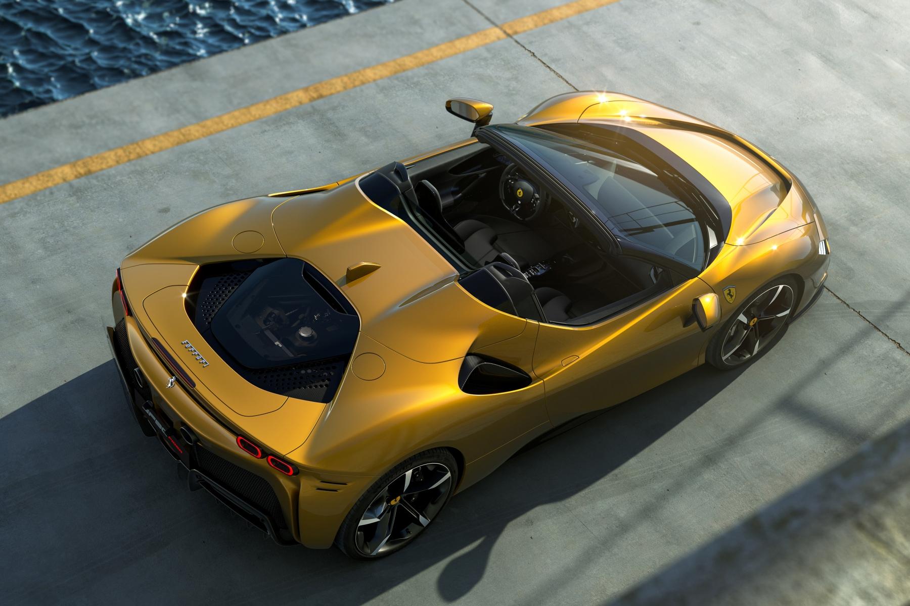 Ferrari SF90 Spider AutoinfoOnline (7)