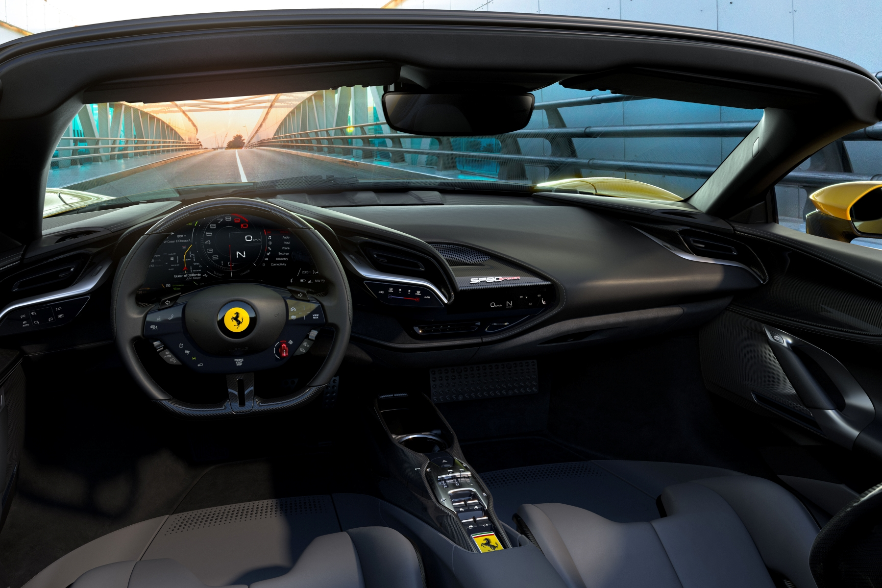 Ferrari SF90 Spider AutoinfoOnline (9)