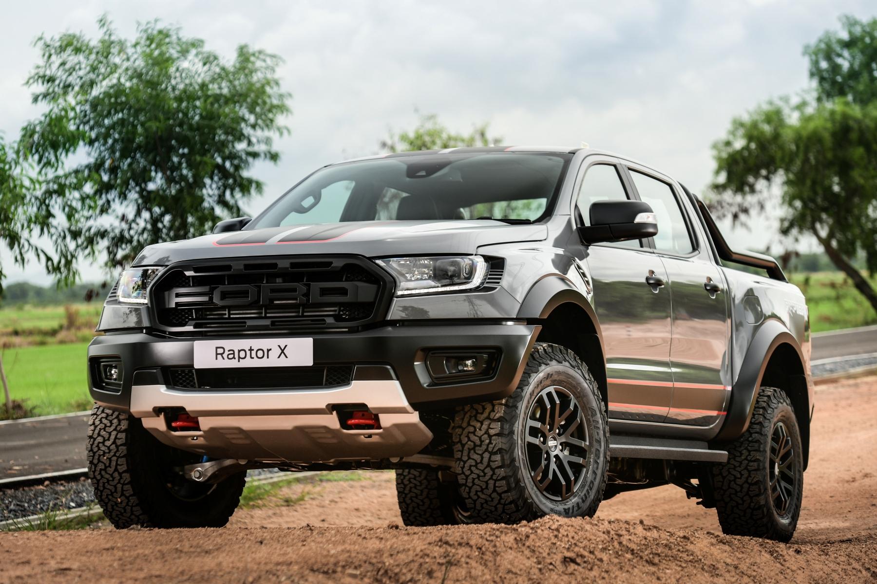 Ford Ranger Raptor X_exterior (1)
