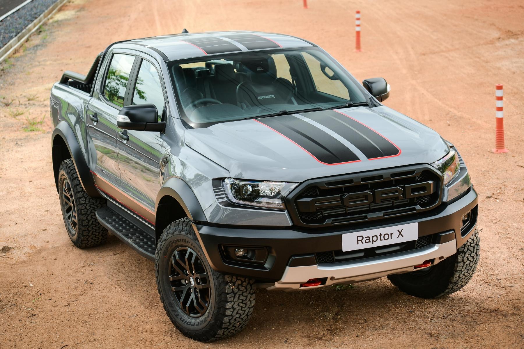 Ford Ranger Raptor X_exterior (3)